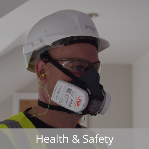 Health & Safety Image